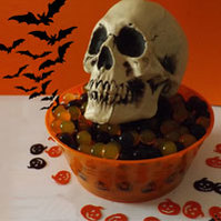Water Beads Halloween Decoration